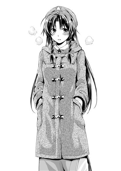 紅美鈴冬服-11