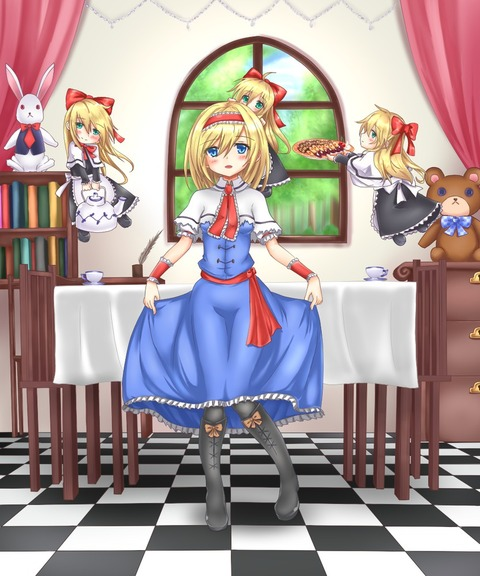 アリスと紅茶-35