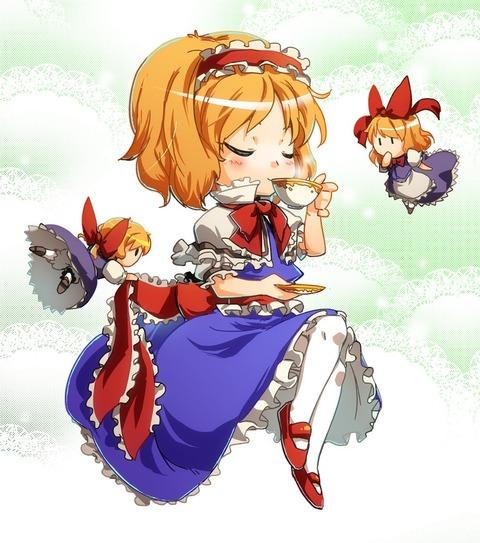 アリスと紅茶-52