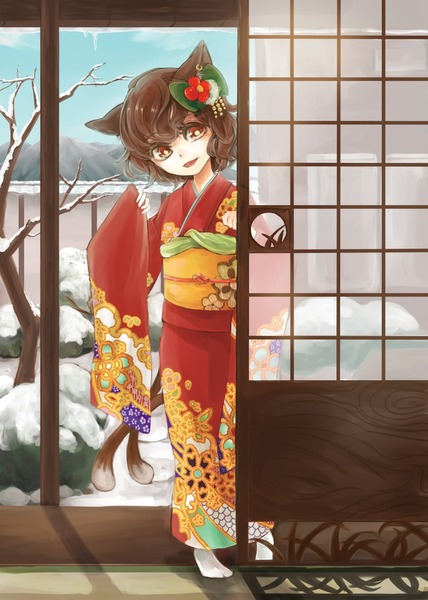 東方花飾り-36