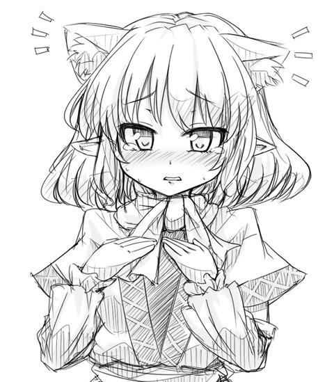 水橋パルスィ猫耳-17