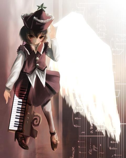 リリカとキーボード-17