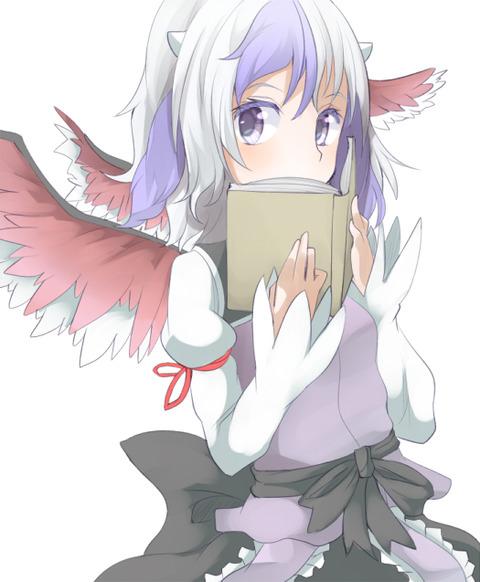 朱鷺子と本-14