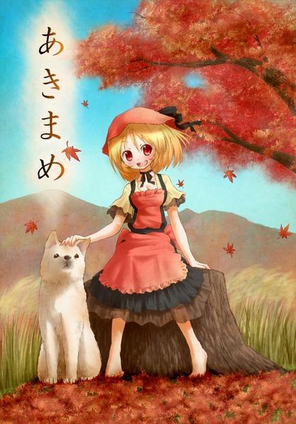 秋穣子と秋-19