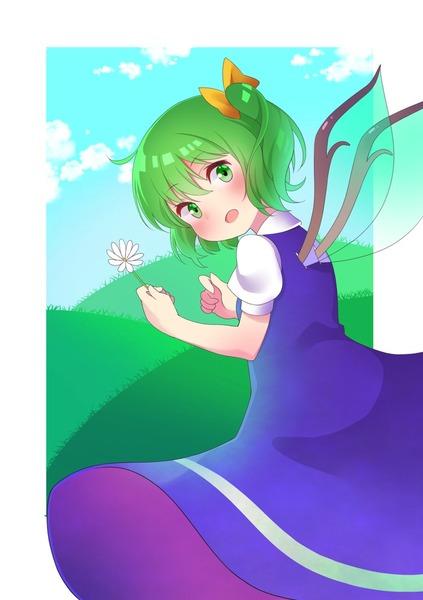 大妖精と青空-04