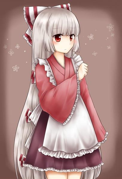 藤原妹紅スカート-47