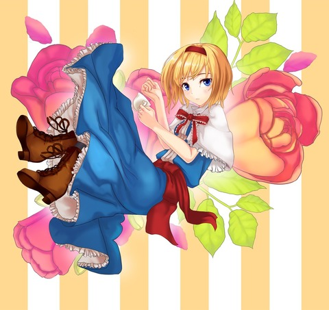 アリスと紅茶-51