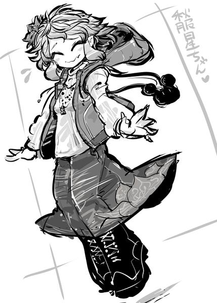寅丸星衣装チェンジ-37