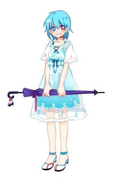 多々良小傘衣装チェンジ-35