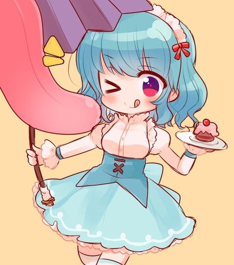 多々良小傘衣装チェンジ-03