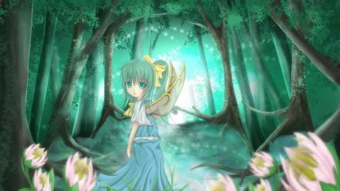 大妖精と花-44