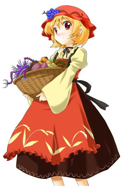 秋穣子と食べ物-38
