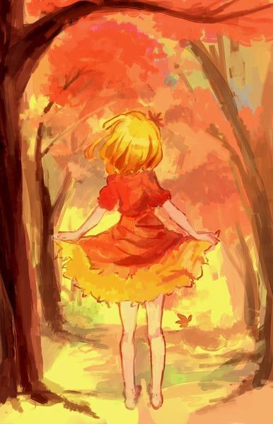 秋静葉スカート-33