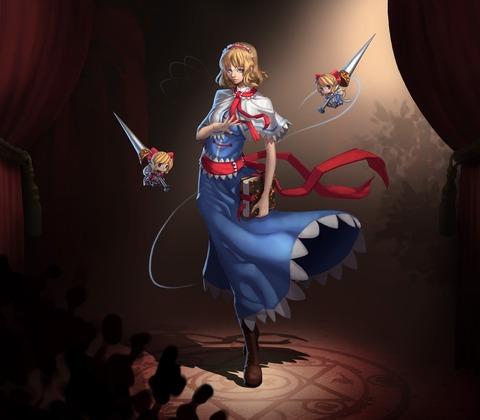 アリスと魔法陣-27