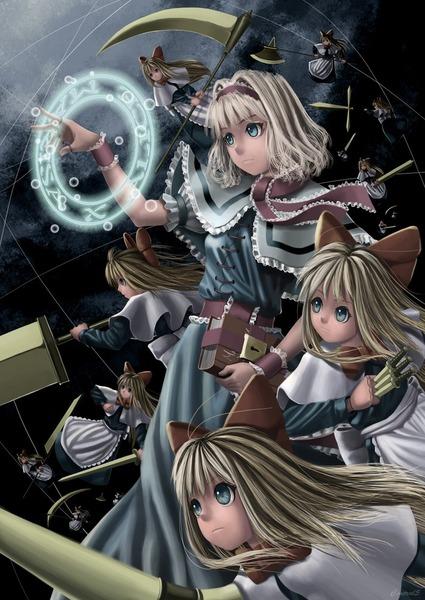 アリスと魔法陣-17