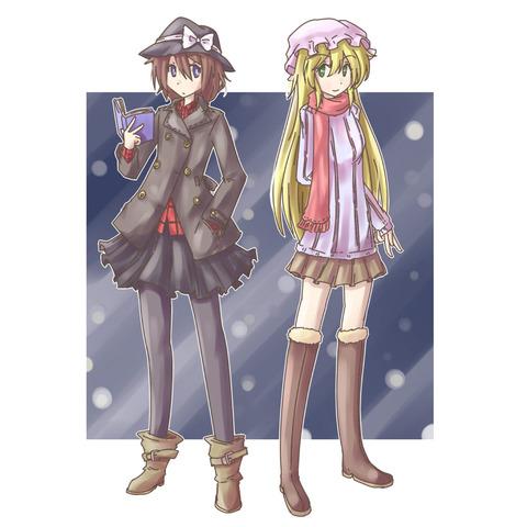 蓮メリ冬服-29