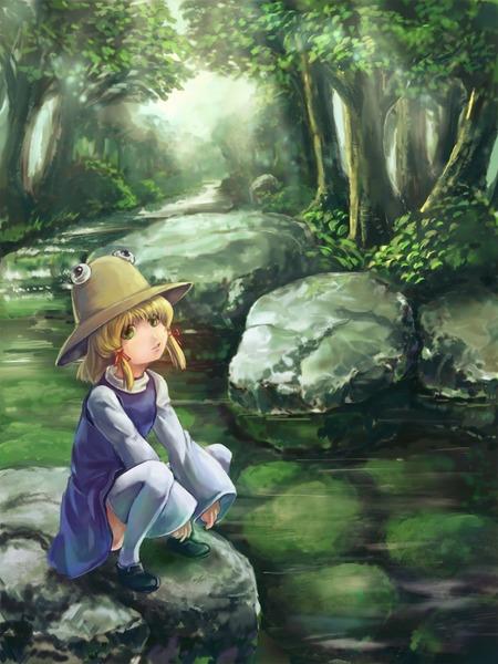 洩矢諏訪子と森-31