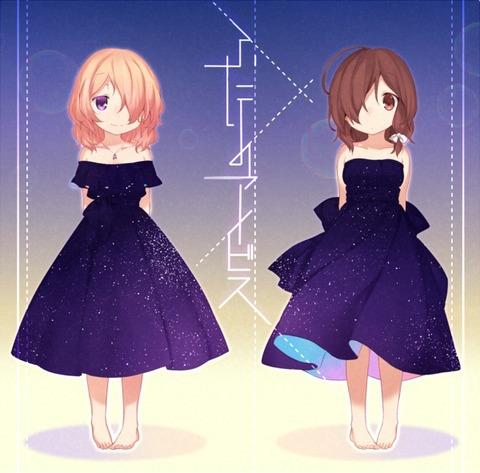 蓮メリ別衣装-15