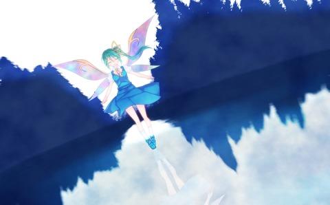 大妖精と青空-50