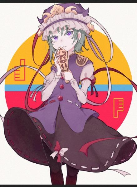 四季映姫と黒ソックス-40