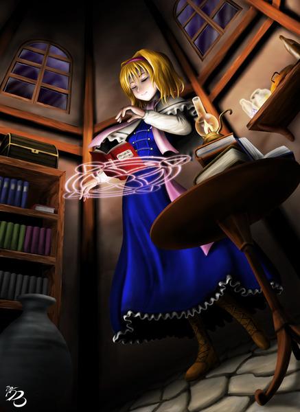 アリスと魔法陣-42
