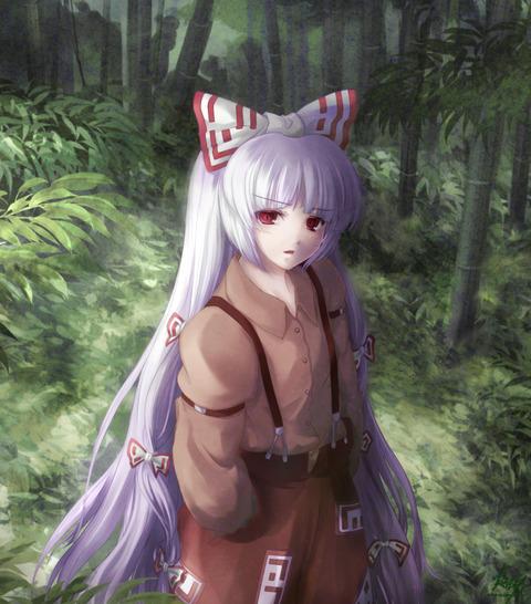藤原妹紅ポケット-23