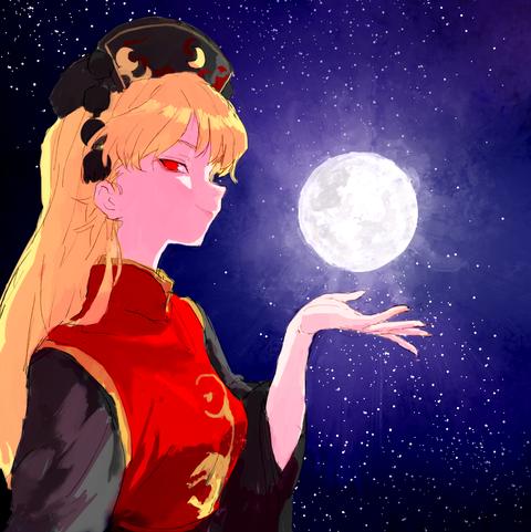 純狐と月-25