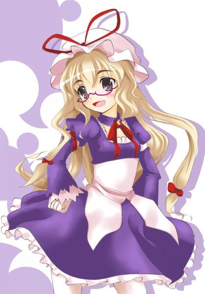 八雲紫眼鏡-11