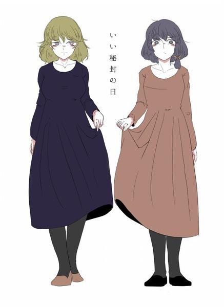 蓮メリ別衣装-03