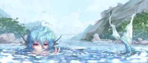 わかさぎ姫水辺-01