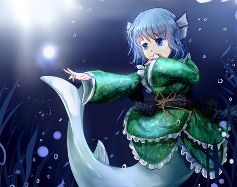 わかさぎ姫水中2-09