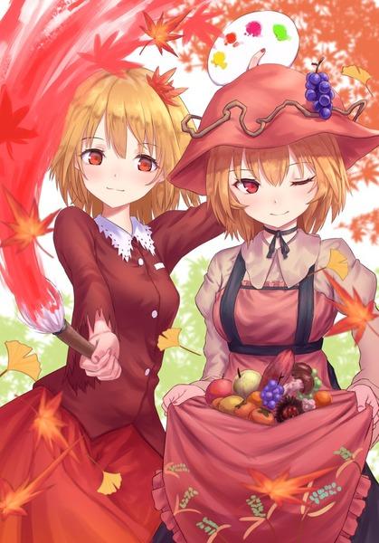 秋姉妹と秋2018-32