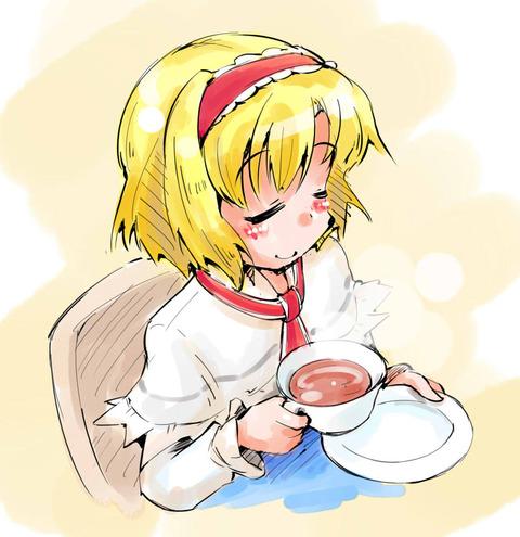 アリスと紅茶-15