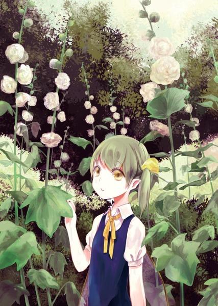 大妖精と花-51