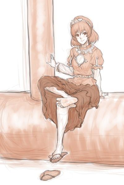 八坂神奈子座る-18