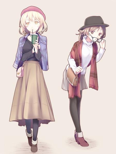 蓮メリ冬服-43