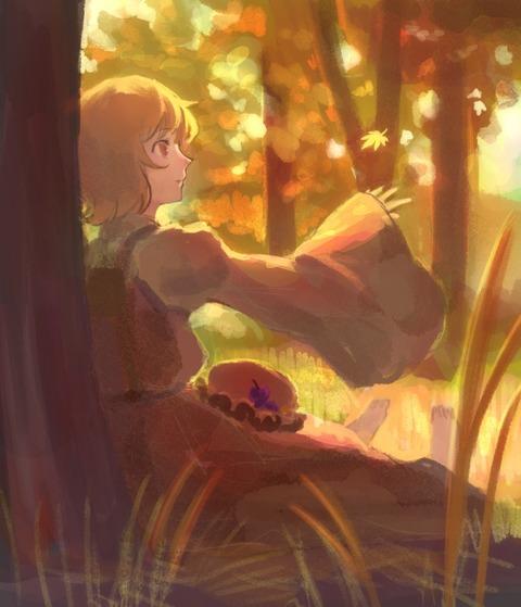 秋穣子と秋-35
