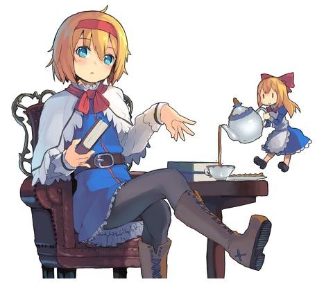 アリスと紅茶-06
