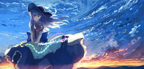 天子と緋想の剣2-01