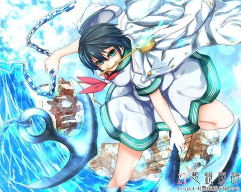 村紗水蜜と海-19