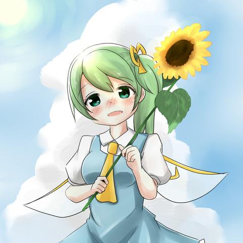 大妖精と青空-36