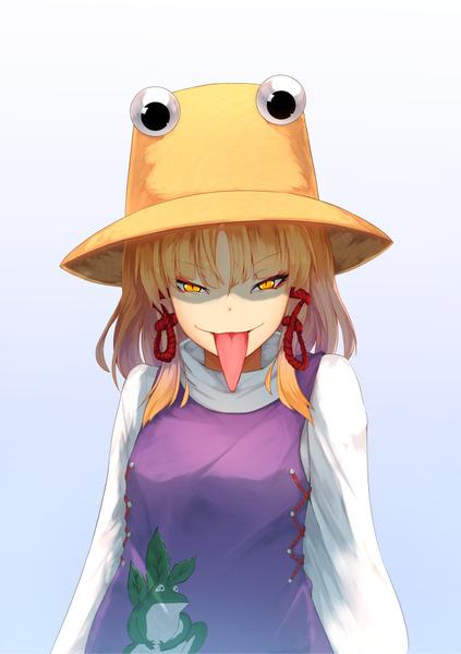 洩矢諏訪子の舌-02