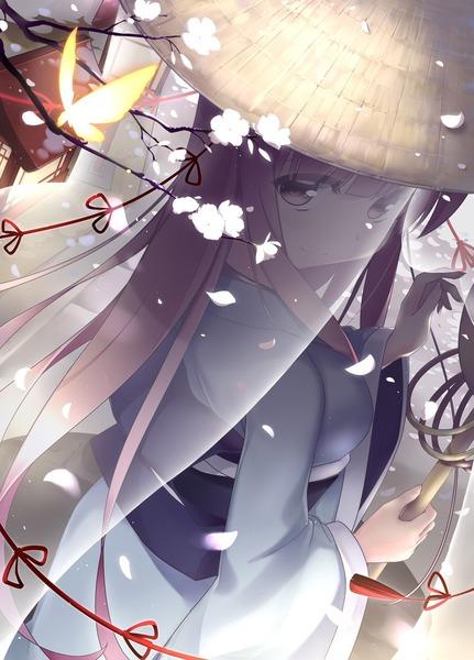 幽々子桜2018-06