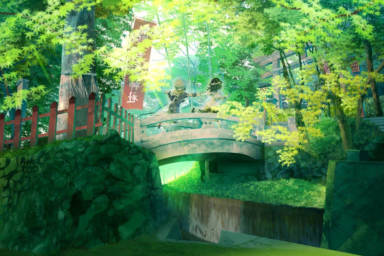 東方の綺麗な風景画像 その2 50枚 東方画像まとめブログ2