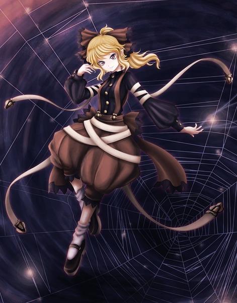 黒谷ヤマメ蜘蛛-16