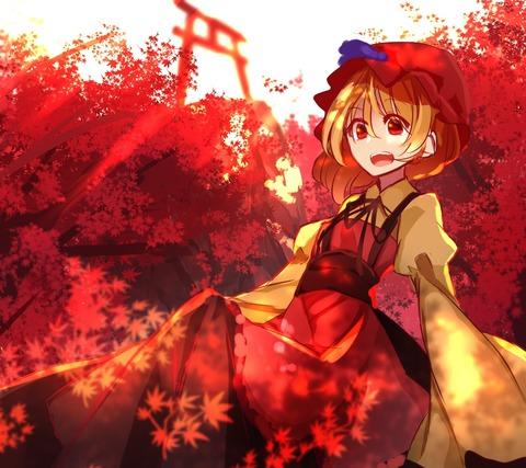 秋穣子と秋-13