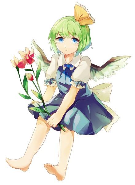 大妖精と花-09