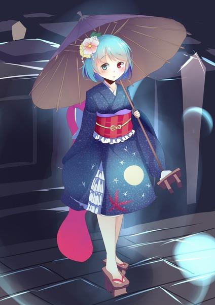 多々良小傘衣装チェンジ-46