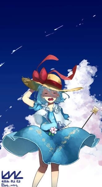 東方麦藁帽子-04