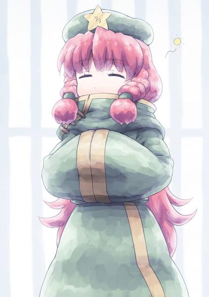 紅美鈴冬服-22